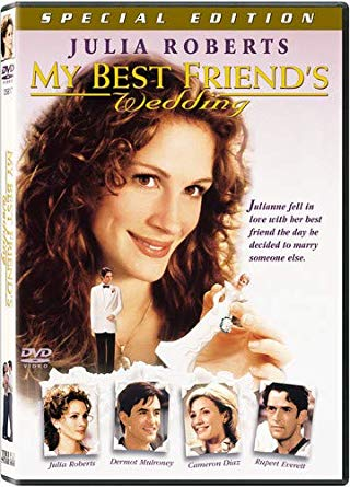 'My Best Friend's Wedding' DVD