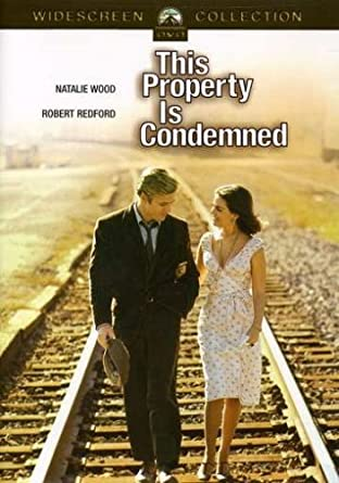 'This Property Is Condemned' DVD