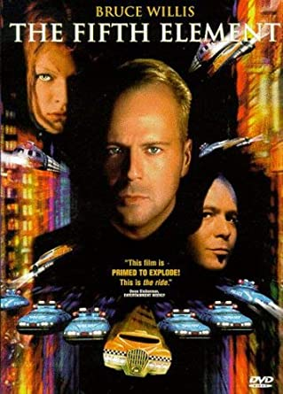 'Fifth Element' DVD