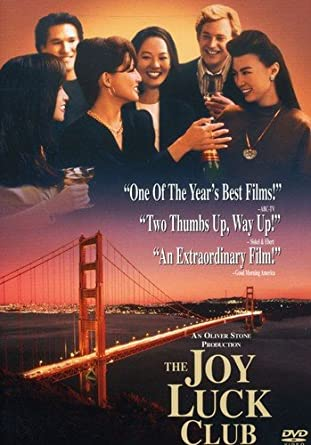'Joy Luck Club' DVD