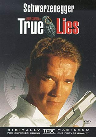 'True Lies' DVD