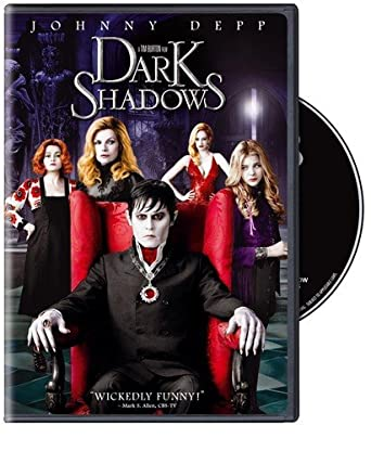 'Dark Shadows' DVD