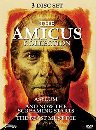 'Amicus Collection' DVD Box