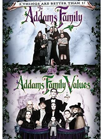 'Addams Family 2-Movie Collection' DVD