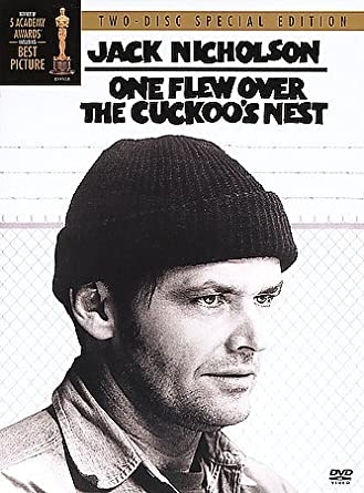 'One Flew Over the Cuckoo's Nest' DVD