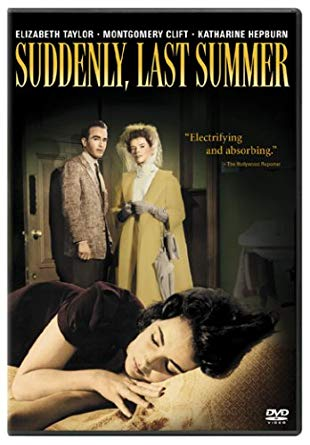 'Suddenly, Last Summer' DVD