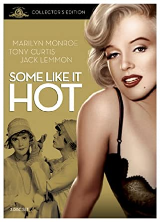 'Some Like It Hot' DVD