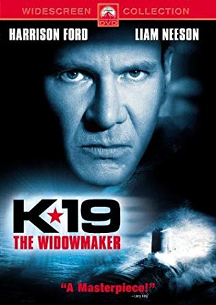 'K19 The Widowmaker' DVD