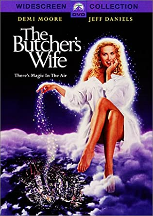 'Butcher's Wife' DVD