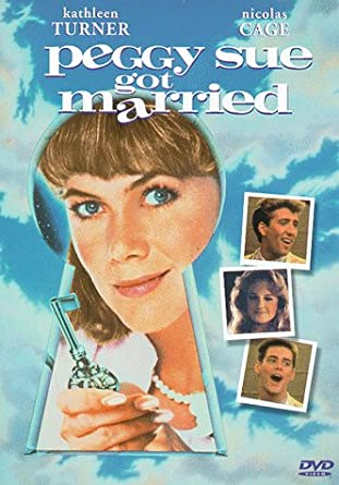 'Peggy Sue Got Married' DVD