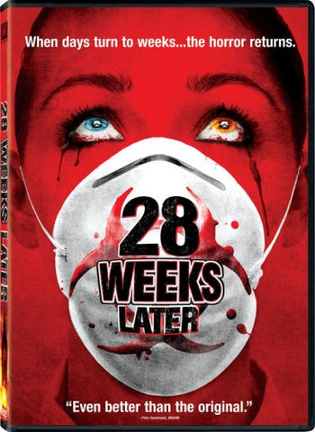 '28 Weeks Later' DVD