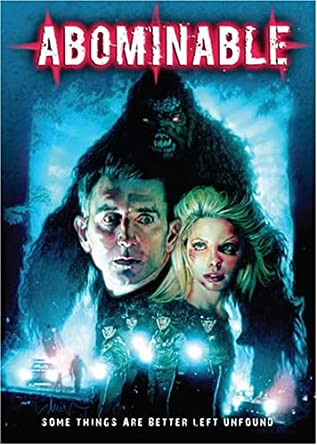 'Abominable' DVD