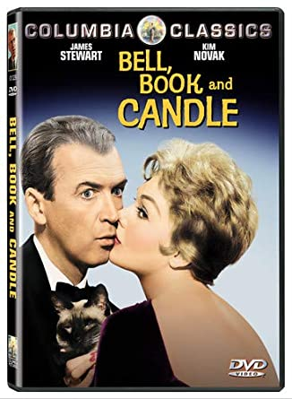 'Bell, Book, and Candle' DVD