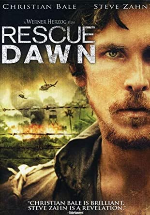 'Rescue Dawn' DVD