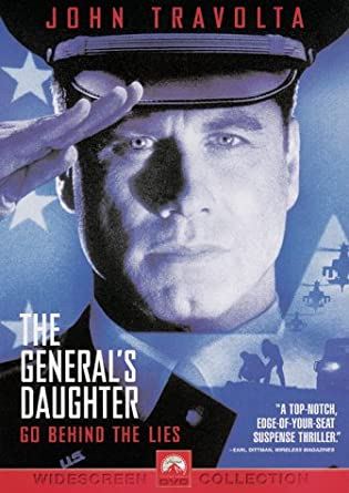 'General's Daughter' DVD
