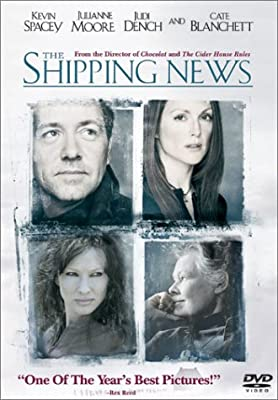'Shipping News' DVD