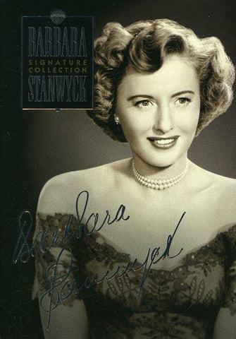 'Barbara Stanwyck Signature Collection' DVD Box