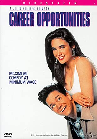 'Career Opportunities' DVD