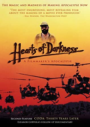 'Hearts of Darkness A Filmmaker's Apocalypse' DVD