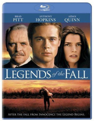 'Legends of the Fall' Blu-ray