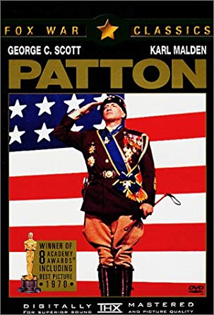 'Patton' DVD
