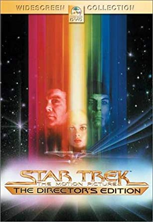'Star Trek: The Motion Picture' DVD