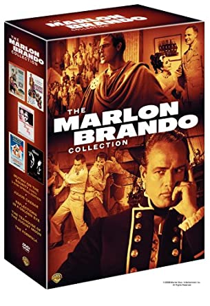 'Marlon Brando Collection' DVD Box