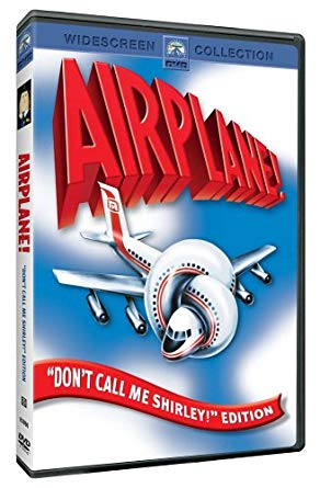 'Airplane' DVD