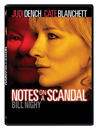 'Notes on a Scandal' DVD