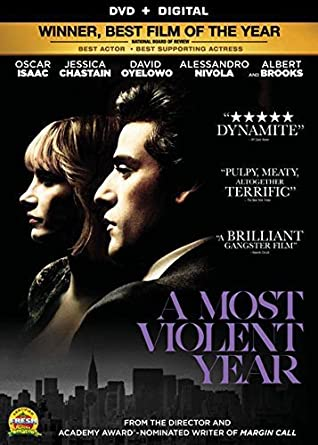 'Most Violent Year' DVD