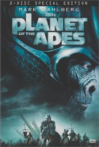 'Planet of the Apes' DVD