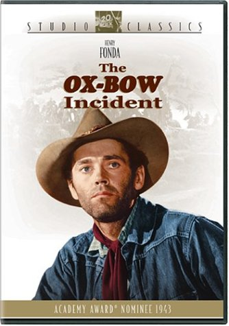 'Ox-Bow Incident' DVD