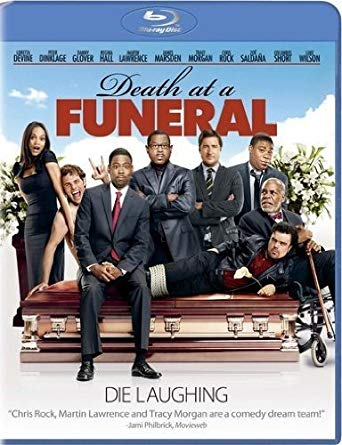 'Death at a Funeral' Blu-ray