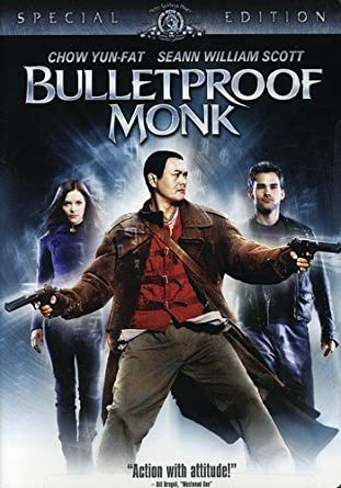 'Bulletproof Monk' DVD
