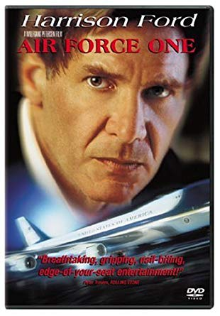 'Air Force One' DVD