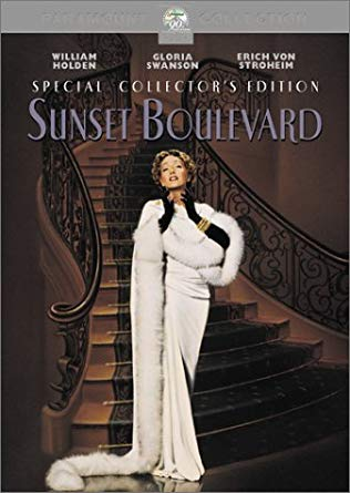 'Sunset Boulevard' DVD