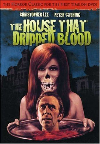 'House That Dripped Blood' DVD