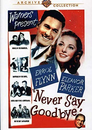 'Never Say Goodbye' DVD