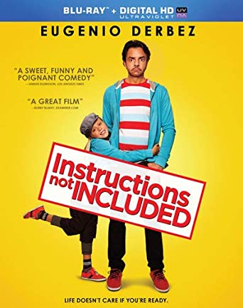 'Instructions Not Included' Blu-ray