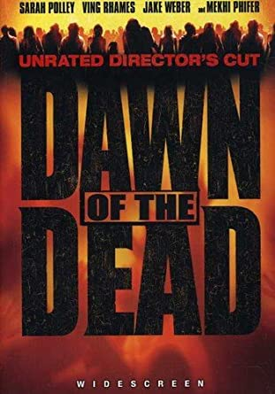 'Dawn of the Dead' DVD