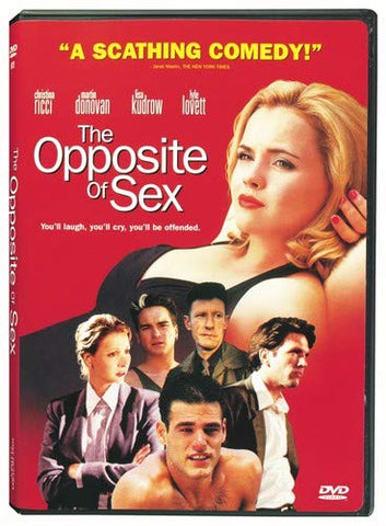 'Opposite of Sex' DVD