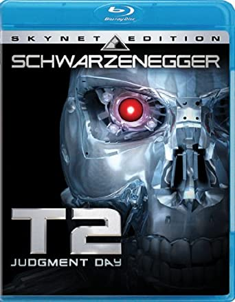 'Terminator 2 Judgment Day' Blu-ray