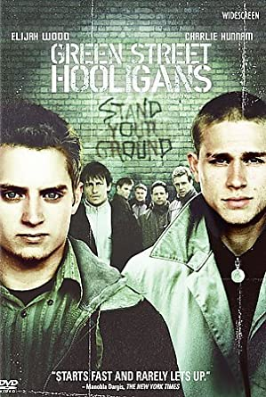 'Green Street Hooligans' DVD