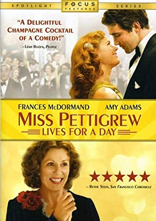 'Miss Pettigrew Lives for a Day' DVD