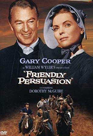 'Friendly Persuasion' DVD
