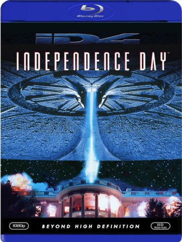 'Independence Day' Blu-ray