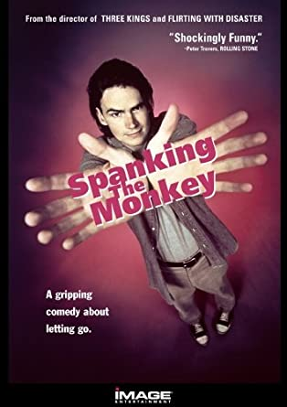 'Spanking the Monkey' DVD