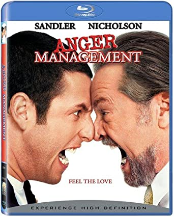 'Anger Management' Blu-ray