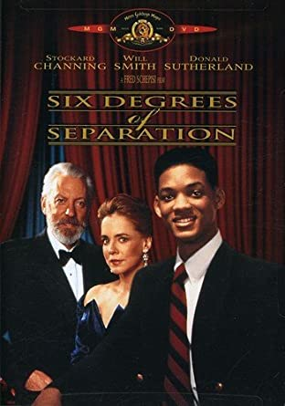 'Six Degrees of Separation' DVD
