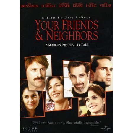 'Your Friends & Neighbors' DVD